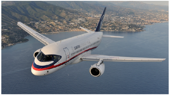 Sukhoi Superjet 100 теперь может летать в Европу