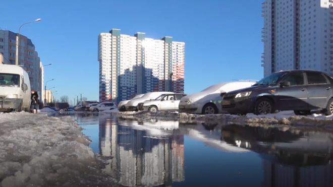 К 2021 году в Адмиралтейском районе появится Парфеновская улица
