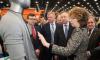 Незрячие гиды провели экскурсию губернатору Петербурга