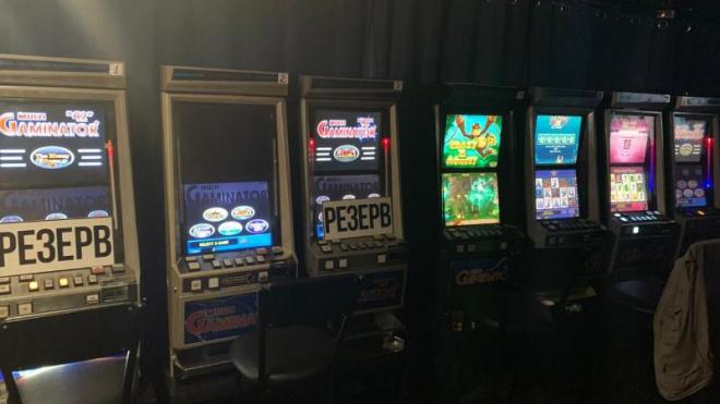 На проспекте Науки оперативники ликвидировали подпольное казино