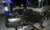 Под Новосибирском в ДТП с автобусом погибла женщина - водитель