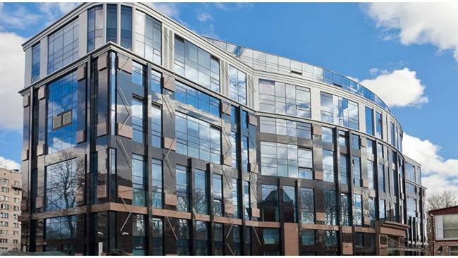 За IV квартал в Петербурге сдано 55,8 тыс. кв.м. офисных площадей