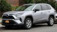 Toyota начала производство нового поколения RAV4 в Шушар...