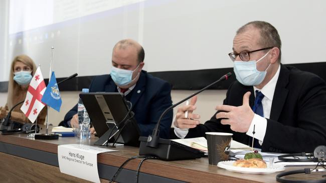 Глава ВОЗ в Европе: новый штамм COVID-19 выявлен в восьми странах