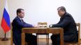 Дрозденко рассказал Медведеву о низкой рождаемости ...