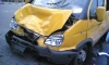ДТП под Петербургом: маршрутка врезалась в трактор, 9 пострадавших