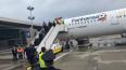 Сборная Германии по футболу прилетела в Россию