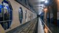 """Опубликованы фотографии станции метро """"Дунайский проспек..."""
