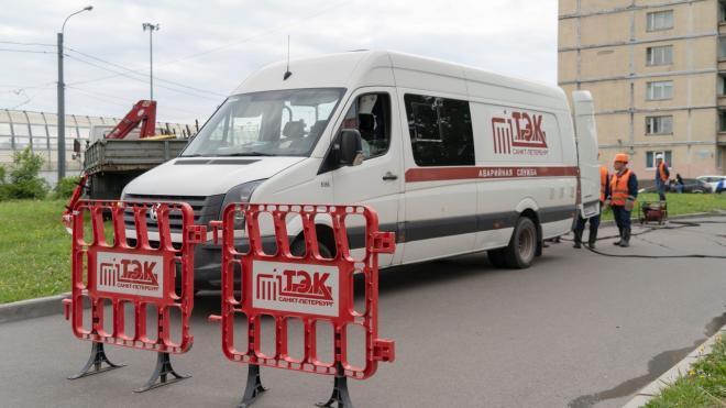 Два района Петербурга во вторник останутся без горячей воды