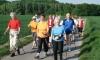 Спортивный праздник для участников группы скандинавской ходьбы