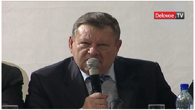 СМИ: Валерий Сердюков выдвинулся в депутаты, чтобы затем стать сенатором