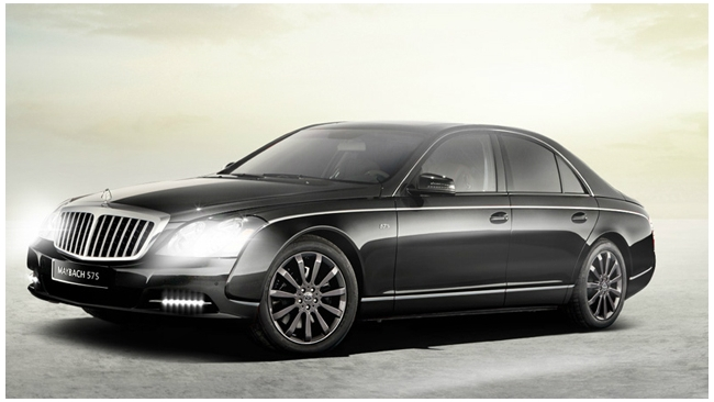 Марка Maybach исчезнет в 2013 году из-за появления нового Mercedes S-класса