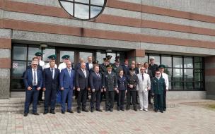 """Таможенный пост """"Торфяновка"""" отмечает 60-летие"""