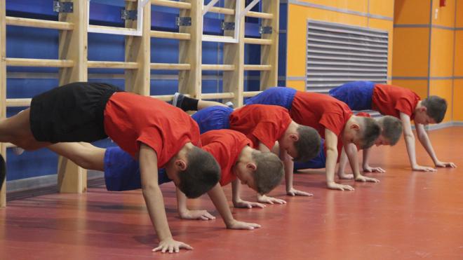 В Ленинградской области юнармейцы сдадут нормы ГТО