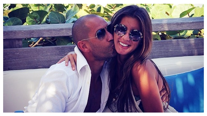 Кети Топурия показала интимные фото с мужем