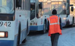 Власти Петербурга предложили новый подход к транспортной реформе