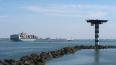 Большой порт перенесут из Петербурга в Бронку