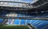 Стадион на Крестовском полностью застелили выращенным в Гатчине газоном