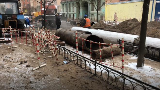 В Приморском районе заменят 12 000 теплосетей