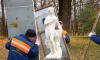 Царскосельские статуи готовятся к холодам