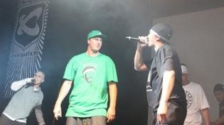 Каста. 4 MC's & 1 DJ