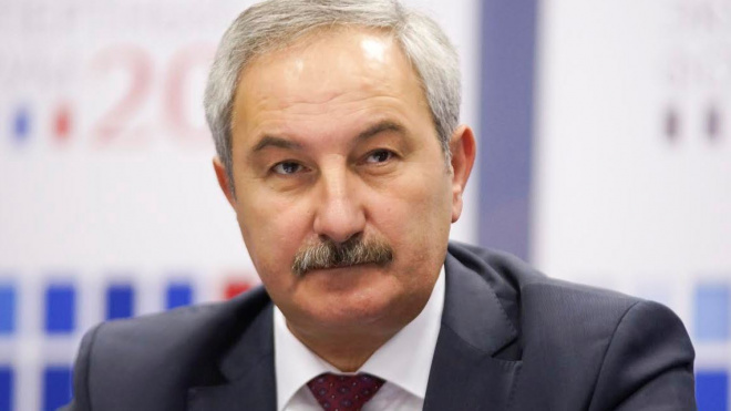 Эльгиз Качаев освобожден с поста председателя Комитета по развитию предпринимательства и потребительского рынка