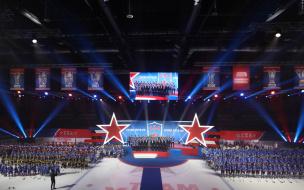 Зампредседателя совета директоров СКА рассказал об успехах армейцев
