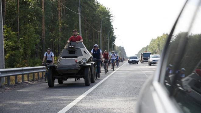 Велопробег в честь 75-летия Победы пройдёт в Ленобласти