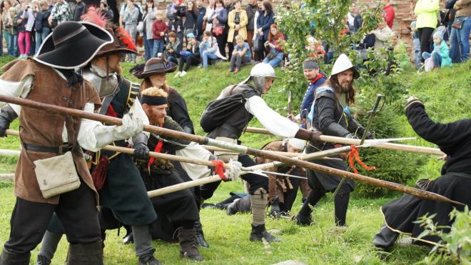 Исторический фестиваль пройдет в крепости Орешек в выходные