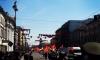 Власти Петербурга похвастались 200-тысячной колонной на первомайском шествии