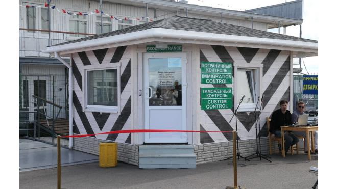 За 10 дней петербургские пограничники задержали 150 нарушителей
