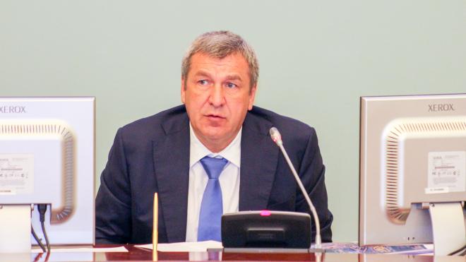 Петербургская делегация с Албиным отправилась в Сингапур