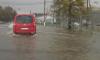 В Рощино стартовали работы по устранению последствий ливневых дождей