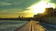 На открывшейся после реконструкции Синопской набережной ...