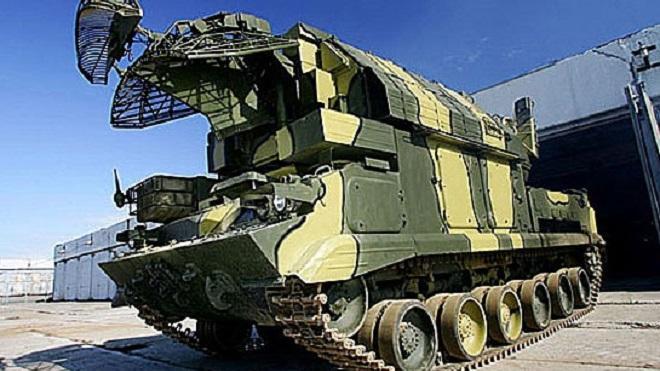 """ЗРК """"Тор-М2"""" появится на вооружении зенитных подразделений ВВО"""