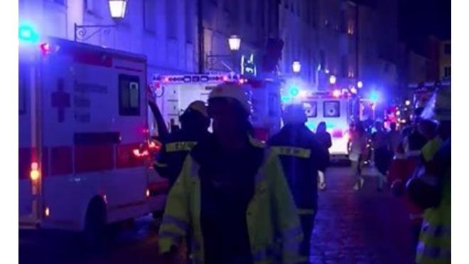 Организатор взрыва в немецком Ансбахе лечился от психического заболевания