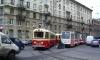 В Петербурге парализована пробками Петроградская сторона