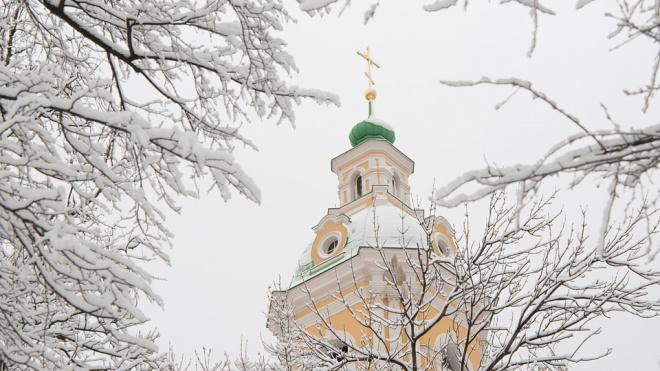 Погода в Санкт-Петербурге 4 января: в городе начнется снегопад