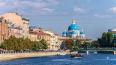 На набережной реки Фонтанкивосстановят исторический ...