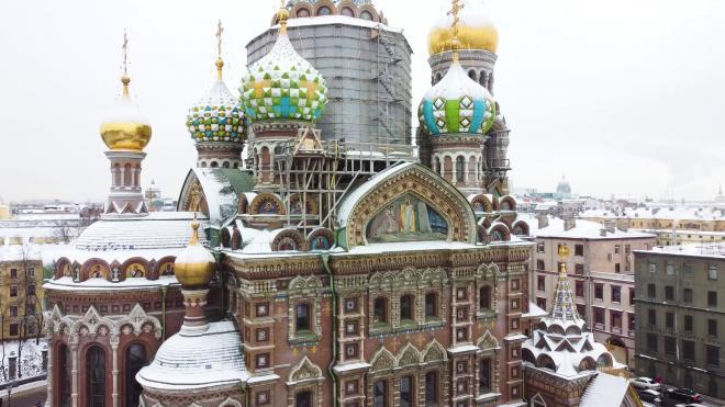 В воскресенье в Петербурге ожидается порывистый ветер и мокрый снег