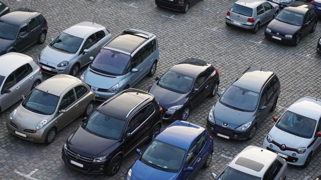 На Стартовой улице появилась новая автостоянка на 185 мест