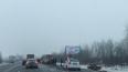 В Гатчинском районе произошло страшное ДТП с автобусом ...