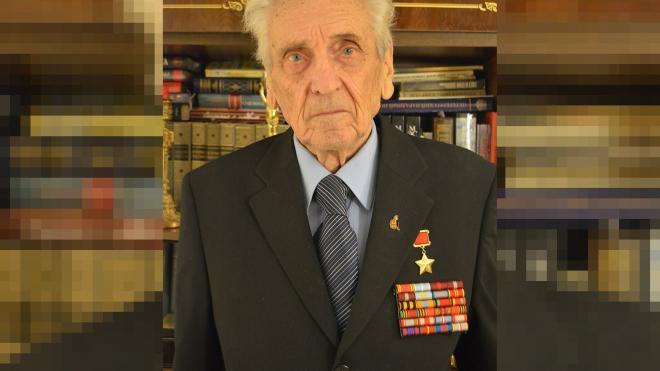 Герой Советского Союза Михаил Ашик отмечает 95-летний юбилей