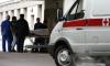 Toyota влетела в стену медицинского центра в Петербурге
