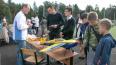 В День знаний для выборгских школьников устроили ярмарку...