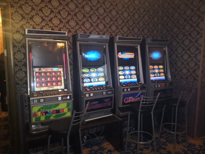 Подпольное казино белгород купить игровые автоматы у производителя