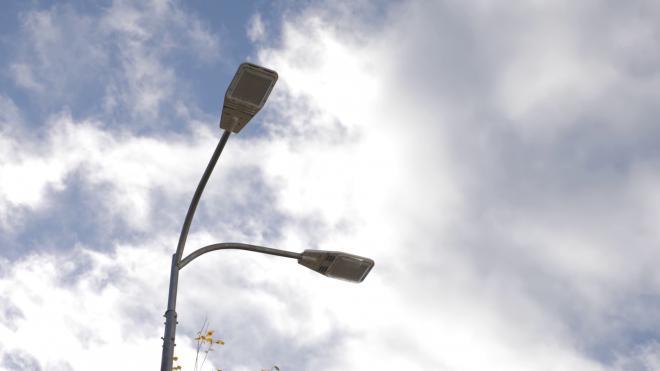 На Грузинской улице в Петербурге заменят фонари