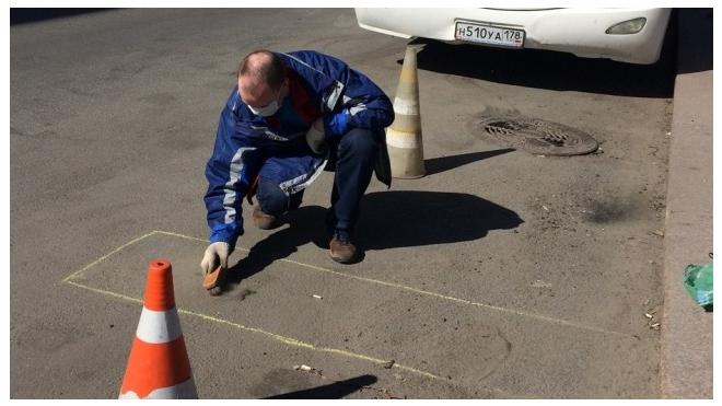 Жилищный комитет расторг договор с субподрядчиком по уборке в Приморском районе