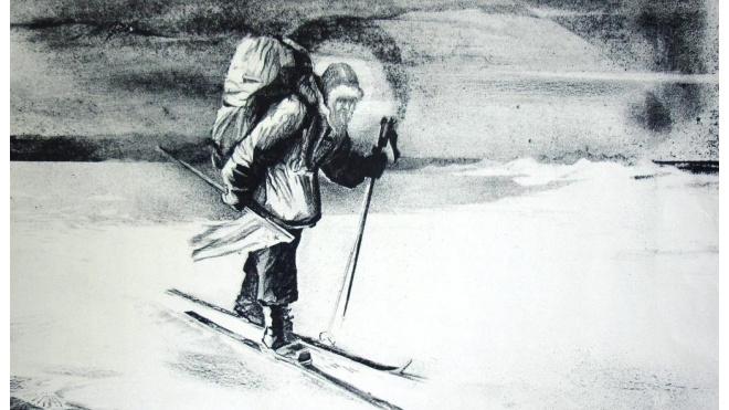 Выставка работ Фёдора Конюхова