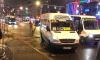 На Ленинском из-за аварии грустят две маршрутки